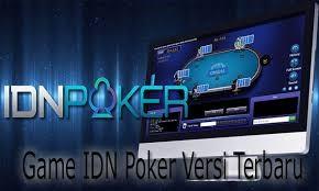 Poker Online Uang Asli IDN Poker